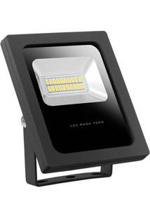Refletor Com Projetor Led 10W Bivolt 6500K 435144 Luz Branca