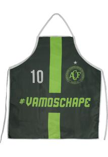 Avental Chapecoense Escudo Verde