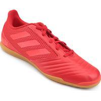 Chuteira Futsal Adidas Predator 19 4 In - Unissex 549fd9667f79c