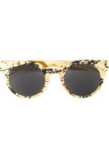 6c1cb13936cfe Mykita Óculos De Sol  Transfer  Mykita X Maison Margiela - Metallic