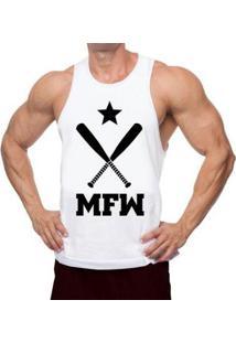 Regata Nadador Mwf Baseball Masculina - Masculino