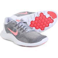 5f033a0865 Tênis Nike Wmns Flex 2018 Rn Feminino - Feminino-Cinza
