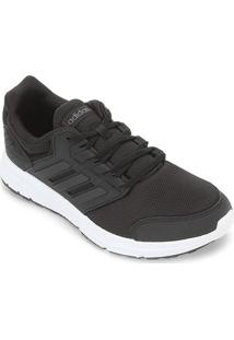 Tênis Adidas Galaxy 4 Masculino - Masculino-Preto