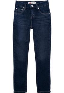 Calça Jeans Levis 510 Skinny Infantil - Masculino