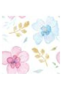 Papel De Parede Adesivo - Flores - 117Ppf