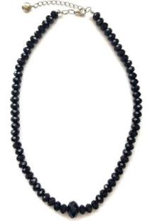 Colar Pedras Armazem Rr Bijoux - Feminino