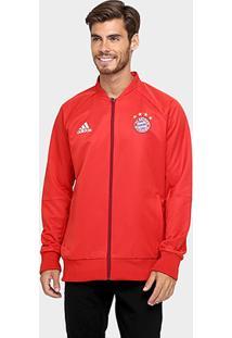 Jaqueta Bayern Adidas Hino Masculina - Masculino
