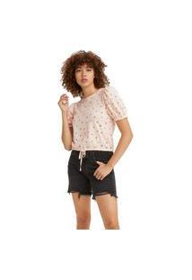Camiseta Levi'S Bubblegum Rosa