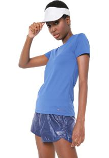 Camiseta Hope Resort Lisa Azul