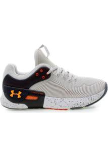 Tênis Under Armour Hovr Apex Masculino - Masculino-Nude+Bege