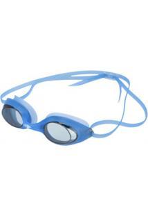 Óculos De Natação Mormaii Snap - Adulto - Azul/Cinza Esc