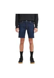 Bermuda Jeans Levi'S 411 Slim - 10021 Azul