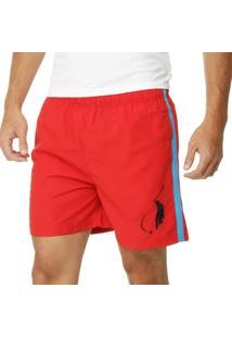 Short Elastico Waist Long Beach Polo Club - Masculino