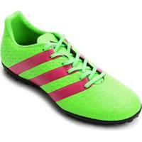c73a38b4c8 Netshoes. Chuteira Society Adidas Ace 16.4 Tf Masculina ...