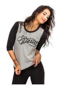 Camiseta Ml Starter Feminino - Feminino