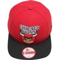 Boné New Era 950 Of Snap Angry Birds Chicago Bulls Sca Vermelho e9c25d34e23