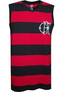 Camisa Regata Retrô Flamengo Basquete 1979 Masculina - Masculino