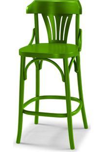 Banqueta Opzione Verde Limão