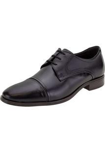 Sapato Masculino Medison Smart Comfort Democrata - 255106 Preto 38