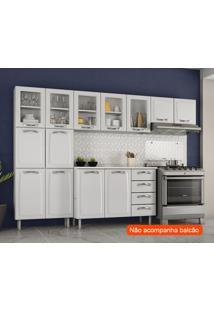 Cozinha Compacta Premium I 11 Pt Branca