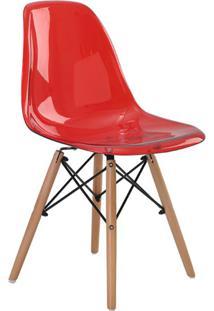 Cadeira Malibu Vermelho
