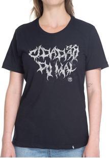 Cidadão Do Mal - Camiseta Basicona Unissex