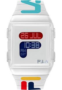 Relógio Digital Esportivo - Branco