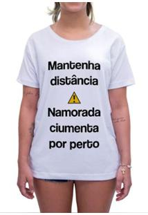 Camiseta Impermanence Estampada Crush Feminina - Feminino