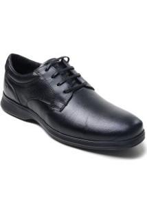 Sapato Social Pipper Portland Antitensor Preto
