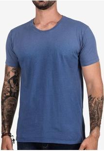 Camiseta Azul Estonado 102796