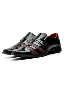 Sapato Social Elegant Dubuy 813La Vinho