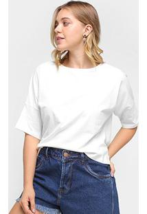 Camiseta Volare Oversized Lisa Feminina - Feminino
