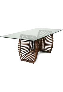 Base Para Mesa Lola Junco Envelhecido Estrutura Apuí Eco Friendly Design Scaburi