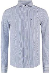 Camisa Vr Listrada Masculina - Masculino