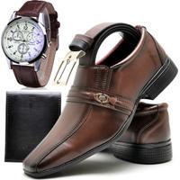 64e3260c234 Relógios Marrom Social masculino
