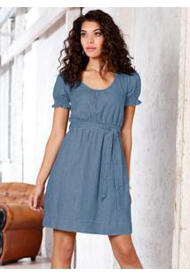 a6b68872c Vestido Bonprix Jeans feminino