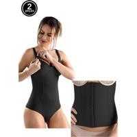 dafcedc61 Dafiti. Kit Body Amamentação E Cinta Modeladora ...