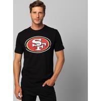 a4d7e4c2e93b8 Camiseta New Era Nfl San Francisco 49Ers - Masculino