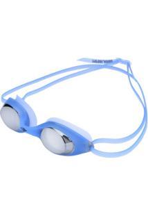 Óculos De Natação Mormaii Snap - Adulto - Azul/Prata