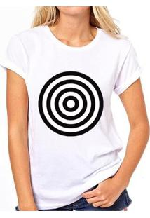 Camiseta Alvo - Feminino