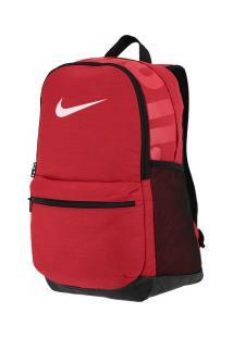 45b1be1d6 Mochila Nike Brasilia Backpack M - 24 Litros - Vermelho/Preto