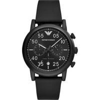 1f685d98137 Relógio Empório Armani Masculino Luigi - Ar11133 0Pn Ar11133 0Pn - Masculino -Preto