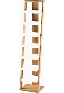 Prateleira Stairway Branco Laca M33