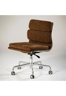 Cadeira Ea430Rg Soft Pad Design By Charles & Ray Eames