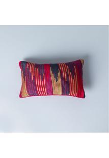 Capa De Almofada Banas 30X50 Cor: Multicolorido - Tamanho: Único