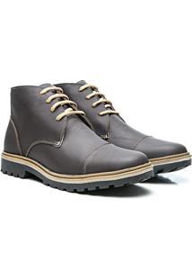 Bota Montreal Couro Semi Cromo Arauak Boots - Masculino
