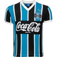 bc5d02f818c98 Camisa Retrô Grêmio 1989 Masculina - Masculino