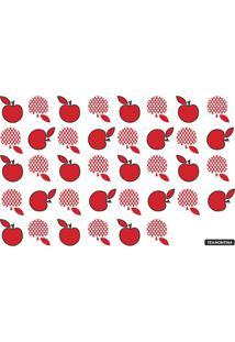 Tábua- Branca & Vermelha- 0,4X30X20Cmtramontina