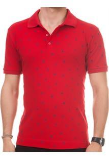 2c7671a5eb Camisa Pau A Pique Polo Masculina - Masculino