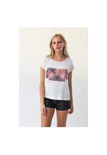 T-Shirt Ecow Peito